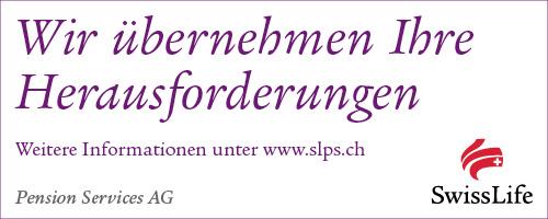 Banner NL 15-11 Swiss Life