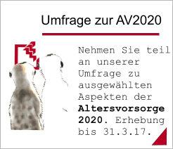 Forum Umfrage AV2020